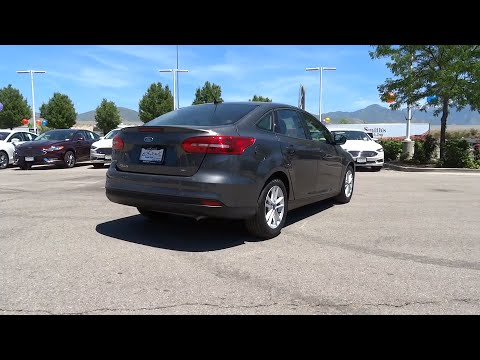 2017 Ford Focus Salt Lake City, Murray, South Jordan, West Valley City, West Jordan, UT 40560