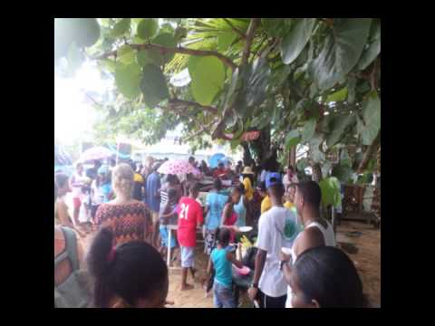 Liberation From Slavery in the Corn Islands, Crab Soup 2014