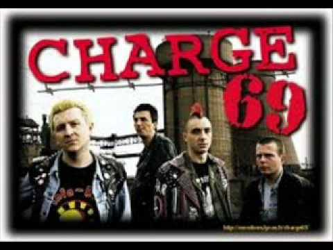 CHARGE 69 PATCHWORK