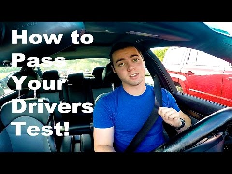 How to Pass Your Drivers Test – The Secrets!
