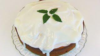 Betty's Gorgeous Lemonade Cheesecake