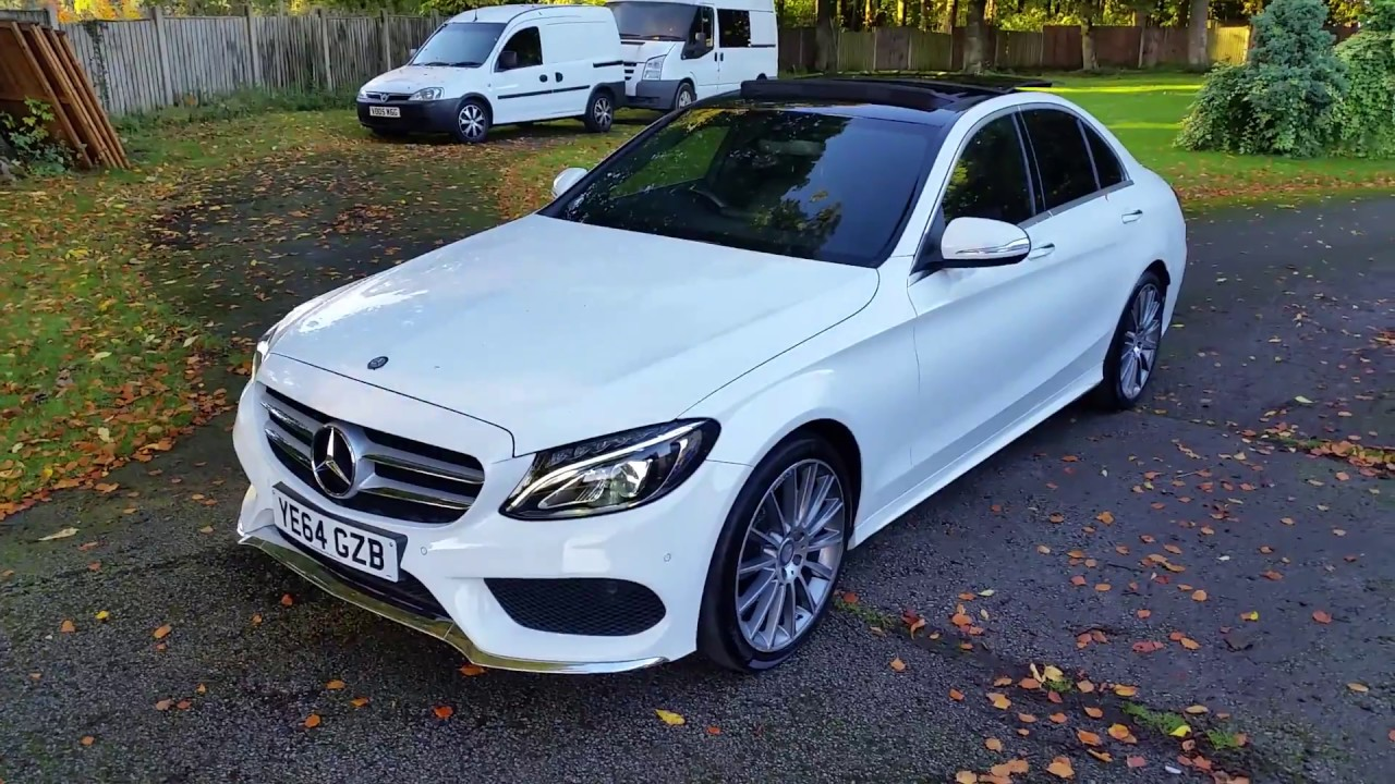 C220 Amg 2017 Sorry Now Sold Mercedes C220 Amg Line Premium Bluetec Auto Paddle Shift