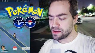POKÉMON GO em LA: Isso é um Vlog ou Gameplay??