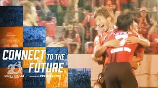 """CONNECT TO THE FUTURE """"フリーキック"""" 金久保順"""