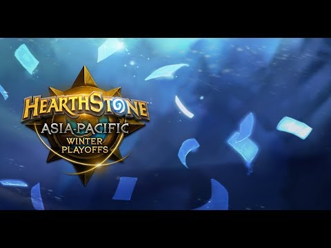 Hearthstone - Asia-Pacific Summer Playoffs - Day 1