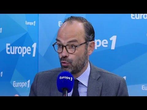 """Édouard Philippe : """"Le Royaume-Uni est un allié extrêmement important et décisif"""""""