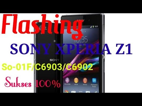 Atasi Imei 0000 Sony Z1 Docomo So-01f Dgn Mudah