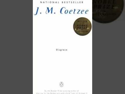 DISGRACE  by  J . M . Coetzee  Computerized  book