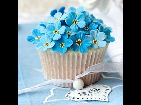 Cupcake Decorations - Beautiful cupcakes Ideas Edible Kids ...