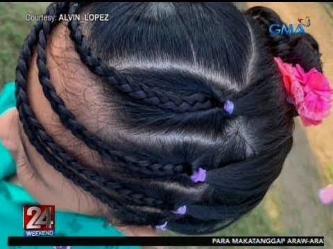 24 Oras: Bata, bongga ang hairstyles araw-araw sa eskwela thumbnail