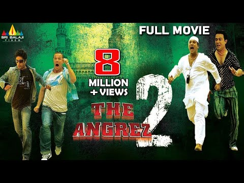 The Angrez 2  Hindi Full Movies  Hyderabadi Movies  Ismail Bhai, Mast Ali