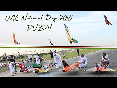 UAE National Day 2018 - Dubai. Martin Pickering