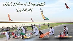 UAE National Day 2018 - Dubai. Martin Pickering