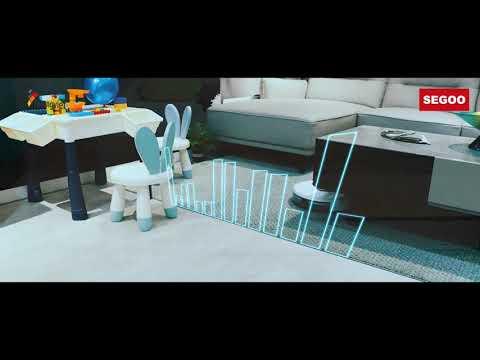 Robot hút bụi lau nhà thông minh Segoo - Tech News Daily