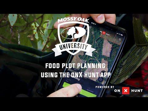 Area Shape Tool | ON X Hunt App