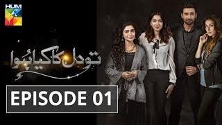 Tou Dil Ka Kia Hua Episode #01 HUM TV Drama