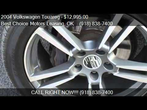 2004 Volkswagen Touareg V8 AWD SUV for sale in Tulsa, OK 741
