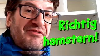 Nils Heinrich – Corona: richtig hamstern!