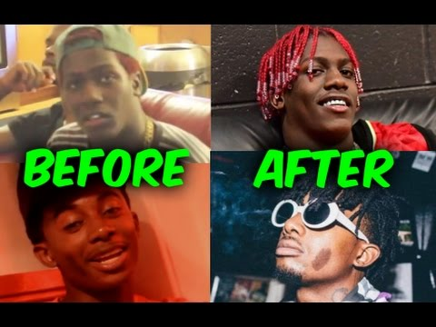 Rappers Before & After The Fame Part 1