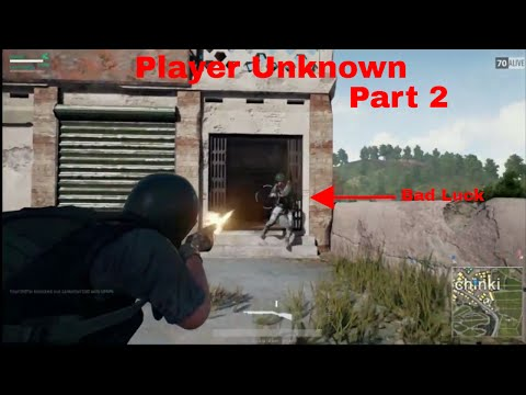Player Unknown Part 2 - IT ENDED SO ABRUPTLY