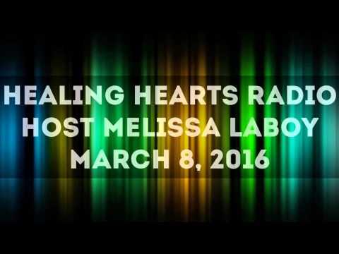 Healing Hearts radio interview