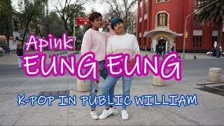[ K-POP IN PUBLIC MEXICO ] Eung Eung - Apink / C-Bailar Tv Ft. William