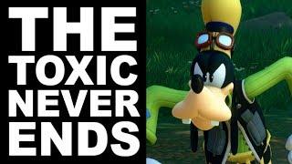 Kingdom Hearts Fans vs. Leaks