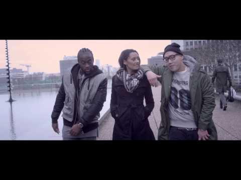 NJ Feat Monsieur NOV - Elle ne voit que moi (Clip Officiel)