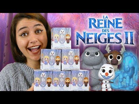 LA REINE DES NEIGES 2 : NOUVEAUX MYSTERYS MINIS