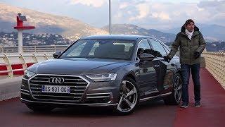 Audi A8 55 TFSI Avus Extended 2018