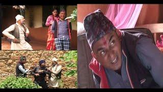 मेरी बास्सै Best Comedy scene || Dhurmus, Suntali, Bandre, Darhi || Meri Bassai