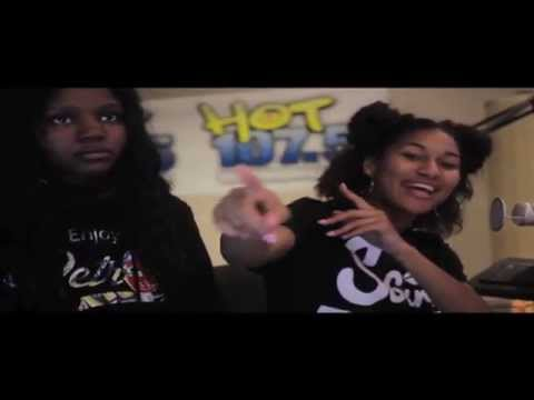 "Enjoy Detroit "" SGIRLS "" Interview with 107.5 HotHipHopDetroit Skaii"