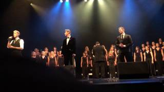 Collabro - Lighthouse (Yeovil 07/07/17)