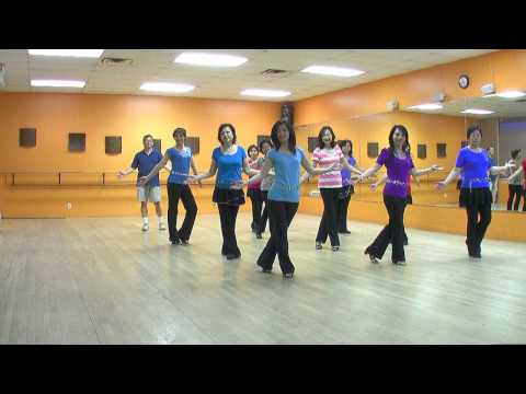 Fairy Tales & Love Songs.....Whatever - Line Dance (Dance & Teach in English & 中文)