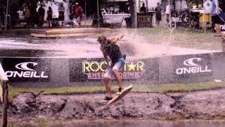 The Wakeskate Tour | 2012 Stop 1 | Byerly Toe Jam Winch...