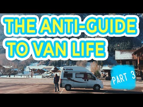 Couch surfing with our viewers in the Swiss Alps! | Vanlife Adventure Part 3 (Italy to Switzerland)