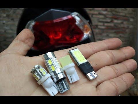 Mengganti Lampu Rem Vario Dengan Lampu Led Mana Yang Lebih Cocok