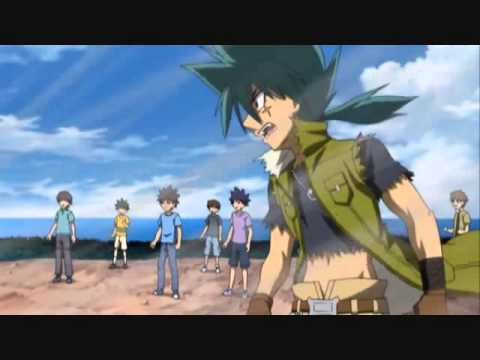 Beyblade Metal Fusion Episode 22 The Fearsome Libra (Full)
