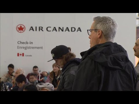 Air Canada Under Fire For New Reservation System