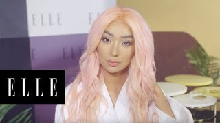 Nikita Dragun Opens Up About Being a Trans Woman in This Makeup Tutorial | ELLE | About Face