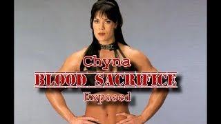 Chyna WWE (Illuminati Blood Sacrifice Exposed)