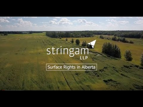 Don't Yield your Field: Surface Rights in Alberta | Stringam LLP.