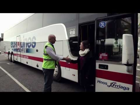 A Day In The Life Of Eurolines