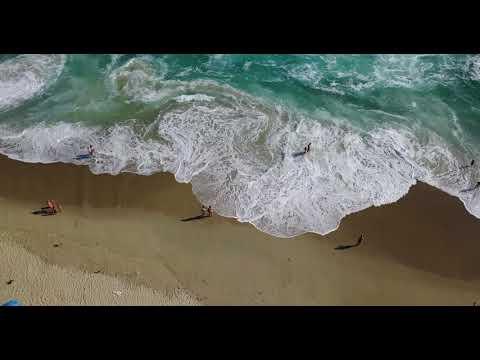 Drone Flight in Laguna Beach, CA at The Montage Hotel