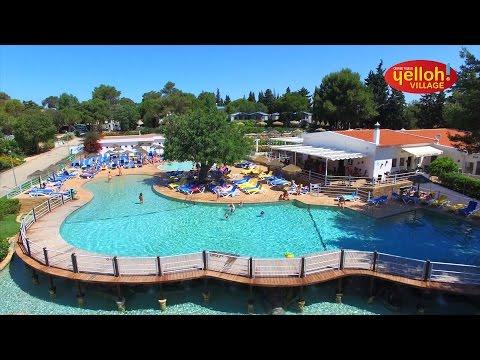 Camping Yelloh! Village Turiscampo à Lagos - Faro - Camping Algarve - Yelloh Portugal – Océan