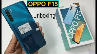 OPPO F15 Unboxing & First Impressions | Price & Features