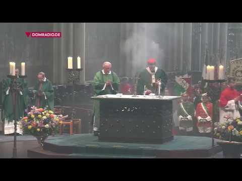 Pontifikalamt zum Neunten