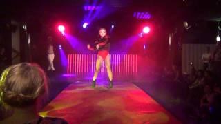 Fraules - Elena Ninja-Bonchinche' in Helsinki vogue ball