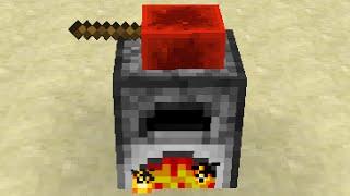 Hand-Crank Furnace -- Minecraft Command Block Creation