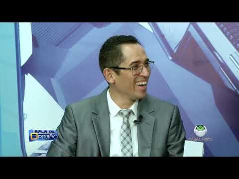 SALA DE OPINIÃO com Dr. APARÍCIO CARVALHO - GESTÃO DE SEGURANÇA